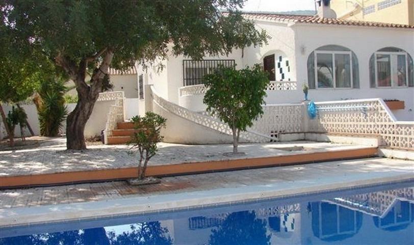 te koop El Albir house