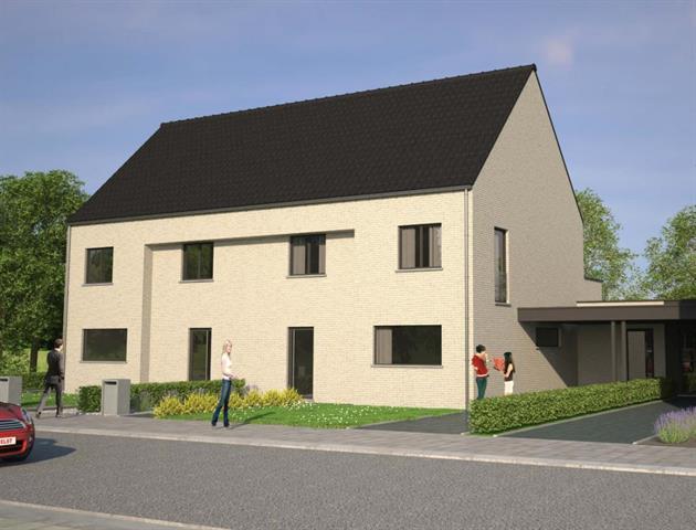 te koop Steenokkerzeel house